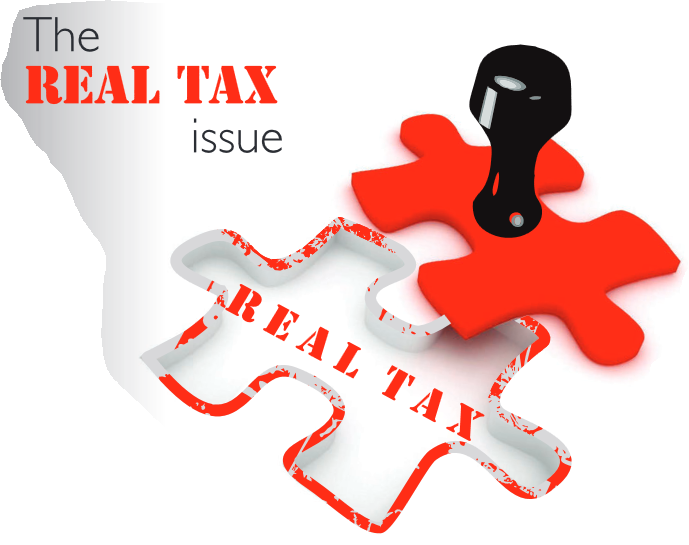 The tax issue